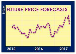 Future price projections by the YQ Matrix Expert Network